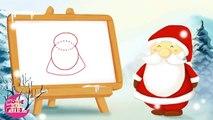 Comment Dessiner Le Père Noël Video Dailymotion