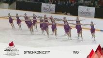 2016 SC SYNCHRO NATIONALS - NOVICE FREE PROGRAM 1 - GROUP 3
