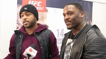 Pittsburgh Steelers Mike Mitchell and Arthur Moats pumped for UFC Fight Night 83