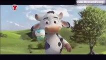 Konuşan İnek - Sihirli Kart Hediyeli! Sütaş Reklamı
