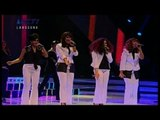 ILUSIA GIRLS - Staying Alive (Bee Gees) - GALA SHOW 3 - X Factor Indonesia (8 Maret 2013)