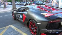 Supercars in Puerto Banus Summer 2015 LaFerrari, Nimrod Aventador, 991 GT3RS and More