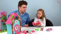 Mini chou chou birdies. Игровой набор мини ШуШу. Обзор игрушки для девочек.