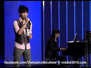 [Vietnam Idol 2010 - Top 16] Thí sinh Nguyễn Tấn Đăng Khoa