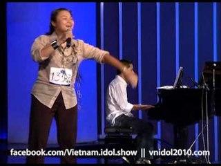 [Vietnam Idol 2010 - Top 16] Thí sinh Hà Minh Nguyệt