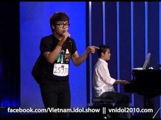 [Vietnam Idol 2010 - Top 16] Thí sinh Lê Đức Anh