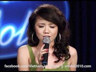 [Vietnam Idol 2010 - Top 16] Thí sinh Trần Phương Ly