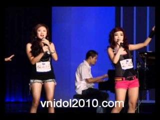 [Vietnam Idol 2010] Nhóm G-Franky