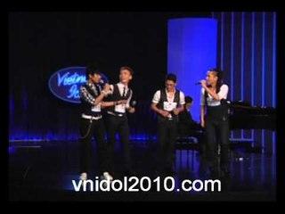 [Vietnam Idol 2010] Nhóm hát Lặng Thầm