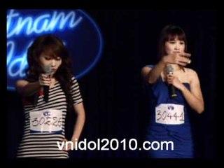 [Vietnam Idol 2010] Nhóm hát Quà Tặng Con Tim