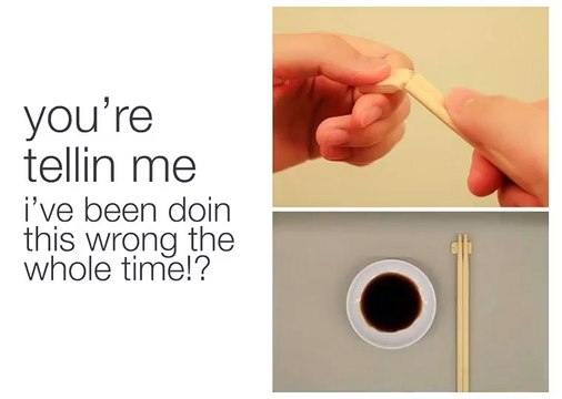 The One Chopstick Trick Everyone Should Know