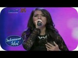 EZA - UNDERNEATH YOUR CLOTHES (Shakira) - Top 15 Show - Indonesian Idol 2014