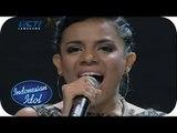 NOWELA - SUPERWOMAN (Alicia Keys) - Top 15 Show - Indonesian Idol 2014