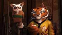 Crazy Crossover!  Shrek & Kung Fu Panda_!_ _ KUNG FU PANDA 3
