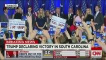 Donald Trump Speech FULL Donald Trump Victory Speech South Carolina Primary Trump wins GOP Primary