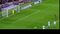 Lionel Messi İnanılmaz Penaltısı-Lionel Messi Penalty & Luis Suarez Hattrick Goal - Barcelona