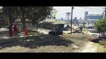 GTA 5 | Bloods vs Crips Ep. 5 [HQ]