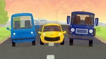 Le Pique Nique - Le Garage du Dr McWheelie | Dessin animé pour enfant