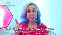 DIY déco de Noel facile - guirlande fanions Joyeux Noel / #Vlogmas 14