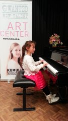 love song from China by 6 year old Xuanxuan