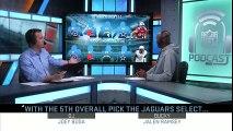 Daniel Jeremiah & Bucky Brooks 2016 NFL Mock Draft Picks 1-5   Move the Sticks   NFL