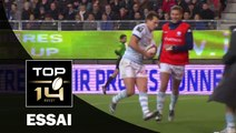 TOP 14 - Grenoble - Racing 92 : 35 - 39 Essai Juan IMHOFF (RAC) - J15 - Saison 2015/2016