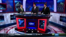 Brian Elliott saves. St. Louis Blues vs SJ Sharks 41912 NHL Hockey