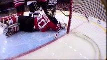 Brodeur stops Stoll breakaway. LA Kings vs New Jersey Devils Stanley Cup Game 5 6912 NHL Hockey.