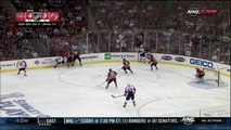 Johan Hedberg save in 2nd. Florida Panthers vs NJ Devils 41712 NHL Hockey