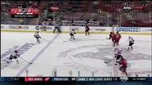 Jose Theodore stops Elias NJ Devils vs Florida Panthers 41312 NHL hockey