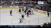 Mike Smith robs Martin Erat. Nashville Predators vs Phoenix Coyotes Game 1 42712 NHL Hockey