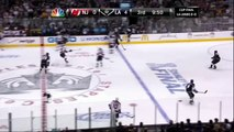 Quick robs Zajac in close. New Jersey Devils vs LA Kings Stanley Cup Game 3 6412 NHL Hockey