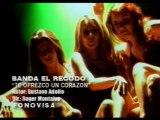 Banda El Recodo De Cruz Lizárraga - Te Ofrezco Un Corazón