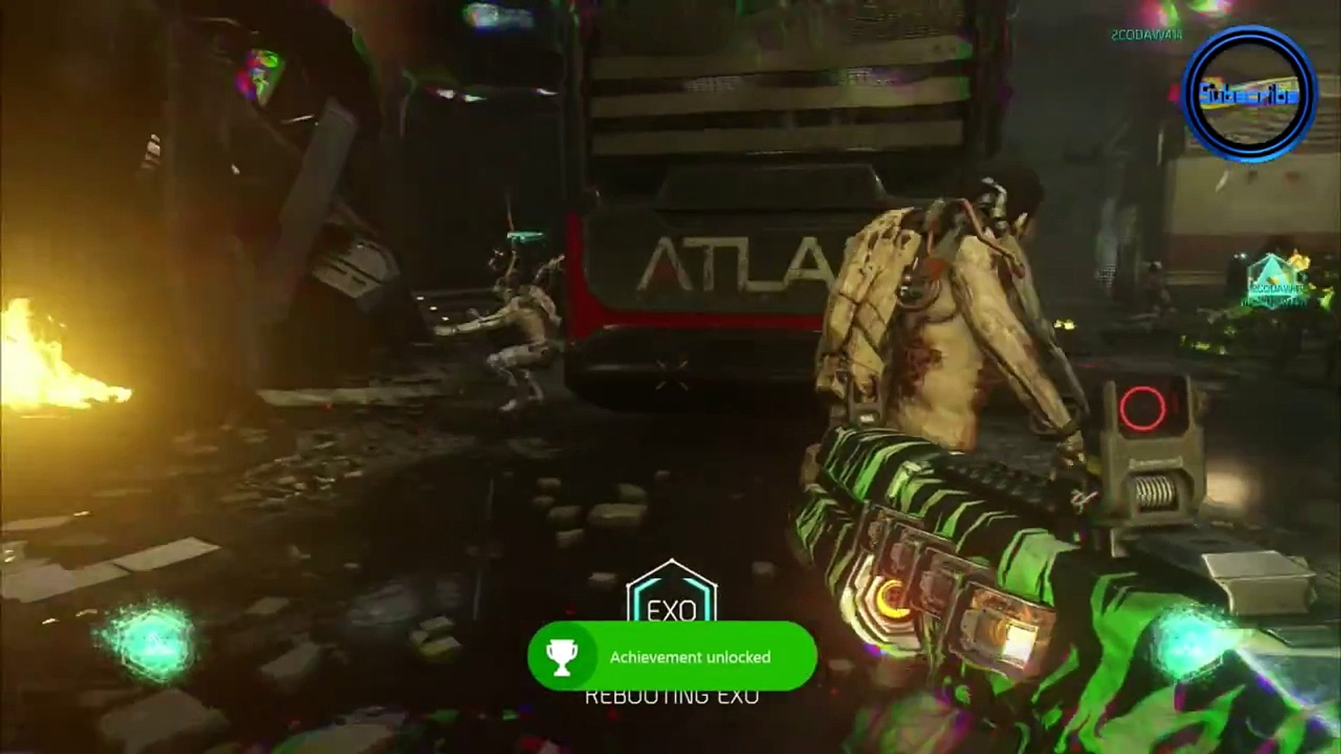 Call Of Duty Advanced Warfare Zombies Gameplay New Cod Exo Zombies Video Dailymotion