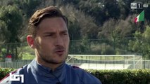 AS Rome : Totti tacle Spalletti !