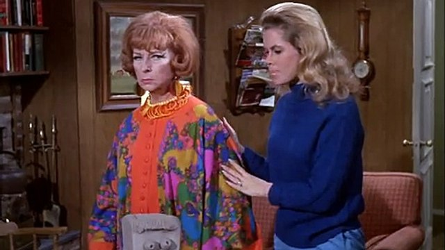 Bewitched S5 E19 - Samantha, The Sculptress