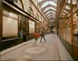 Course poursuite Zazie dans le métro Louis Malle