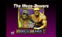WWE WrestleMania 5 - Hulk Hogan & Randy Savage Recap
