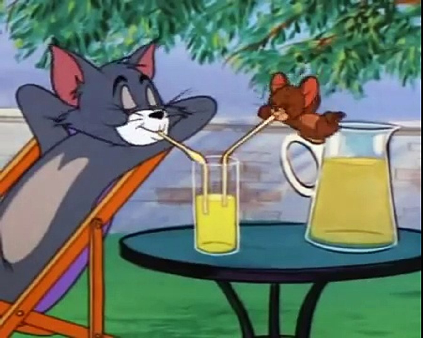 Tom and Jerry kill themselves (FULL EPISODE) - video Dailymotion
