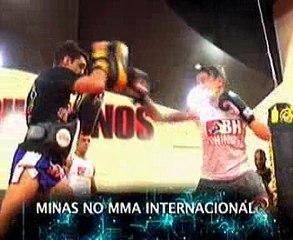 MMA Alterosa fala sobre a volta de Spider