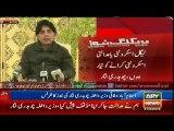 Musharraf formed NAB to harm PML-N: Nisar