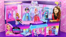 NEW Barbie Rock 'N Royals Folding Concert Stage Dollhouse Rockstar