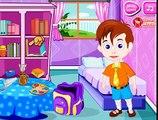 Мультик: Baby Rons School Days / Мальчик Рома на уроке математики