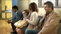 Ils ne voulaient pas que leur fille s'assoie à coté de cet homme. mais