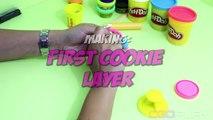 ♥ Play-Doh Monster High Ghouls Cookies 3D + Monster High Dolls (Draculaura, Clawdeen.)