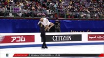Madison HUBBELL / Zachary DONOHUE - FD - ISU Four Continents Championships 2016