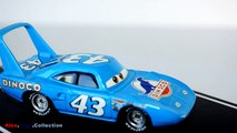 Тачки 1 мультфильм на русском полная версия - игрушки Молния Маквин Disney Pixar Cars Dinoco King