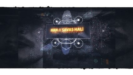 Han - Savaş Hali ( Official Video ) (1080p)