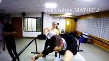 Cours de danse classique de Julien MATHIEU - Centre des Arts Vivants