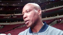 O Byron Scott μιλάει στο NBA GREECE για το τελευταίο ματς του Kobe Bryant στο Σικάγο
